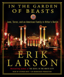 In the Garden of Beasts Cover