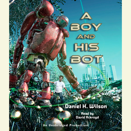 A Boy and His Bot by
