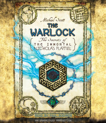 The Warlock Cover