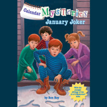 Calendar Mysteries #1: January Joker Cover