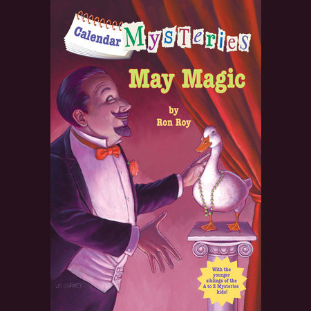 Calendar Mysteries #5: May Magic by