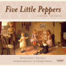 Five Little Peppers and How They Grew Cover
