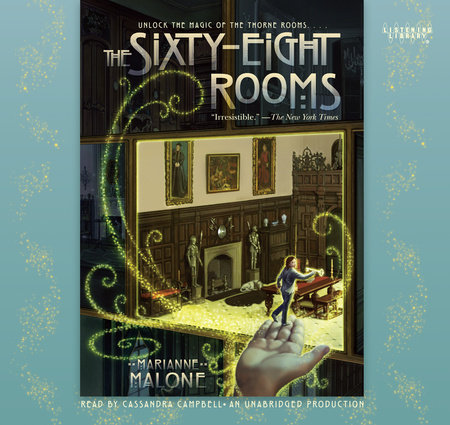 The Sixty Eight Rooms cover