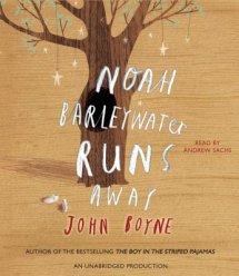 Noah Barleywater Runs Away Cover