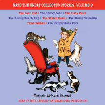 Nate the Great Collected Stories: Volume 3 Cover