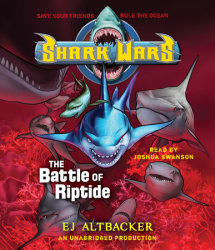 Shark Wars 2: The Battle of Riptide Cover