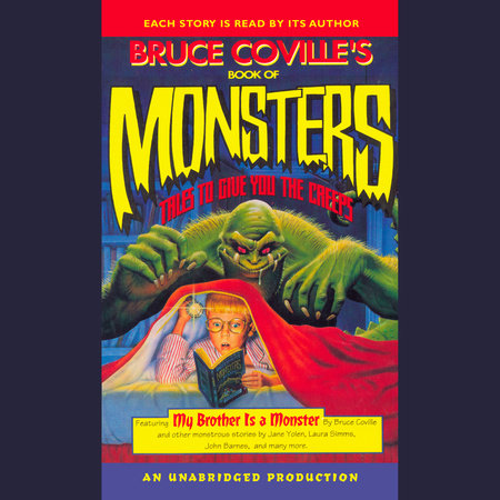 Bruce Coville's Book of Monsters by Bruce Coville