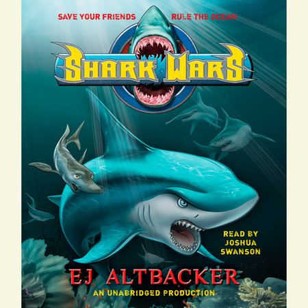 Shark Wars by E.J.  Altbacker