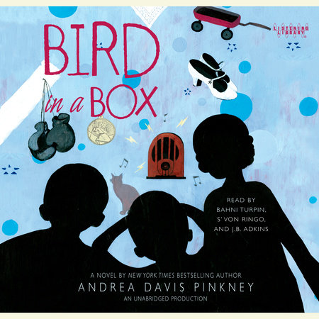 Bird in a Box by Andrea Davis Pinkney