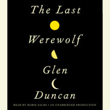 The Last Werewolf Cover