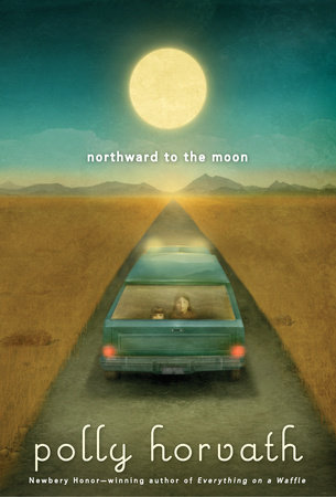 Northward to the Moon by