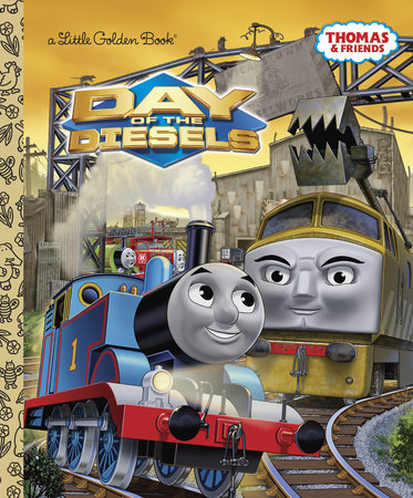 Day of the Diesels (Thomas & Friends) by
