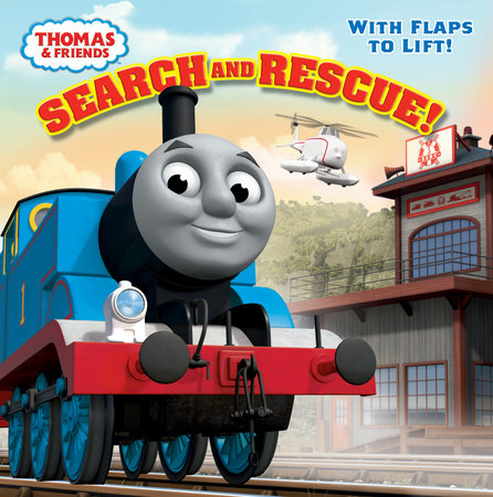 Search and Rescue! (Thomas & Friends) by