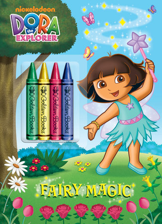 Fairy Magic (Dora the Explorer) by Golden Books