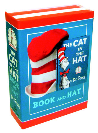 The Cat in the Hat Book and Hat by
