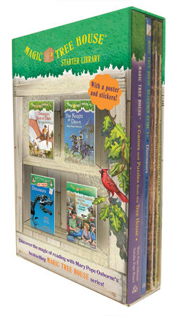 Magic Tree House Starter Library Boxed Set by