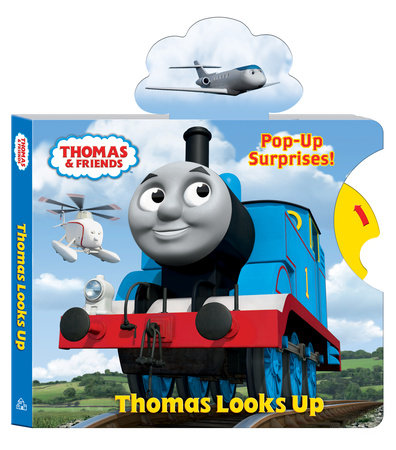 Thomas Looks Up (Thomas & Friends) by