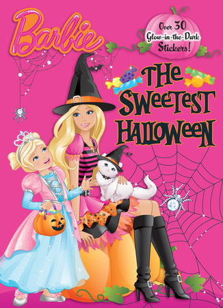 The Sweetest Halloween (Barbie) by Mary Man-Kong