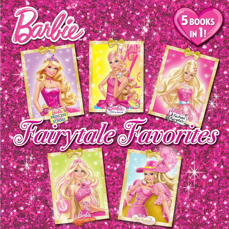 Fairytale Favorites (Barbie) by Mary Man-Kong