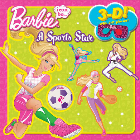 I Can Be a Sports Star (Barbie) by Mary Man-Kong