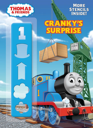 Cranky's Surprise (Thomas & Friends) by