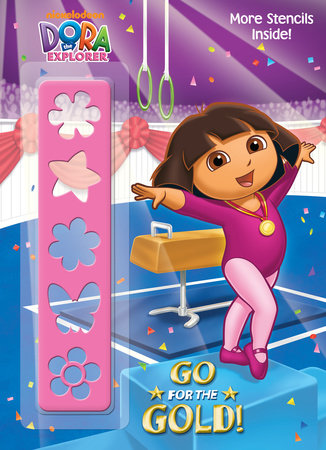 Go for the Gold! (Dora the Explorer) by