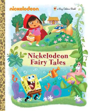 Nickelodeon Fairy Tales (Nickelodeon) by Golden Books
