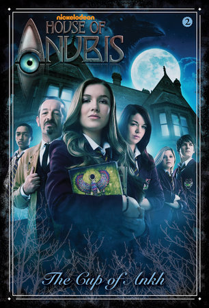 The Cup of Ankh  (House of Anubis) by