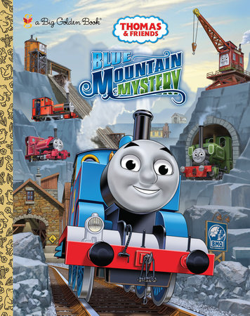 Blue Mountain Mystery (Thomas & Friends) by