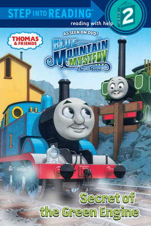 Secret of the Green Engine (Thomas & Friends) by Rev. W. Awdry