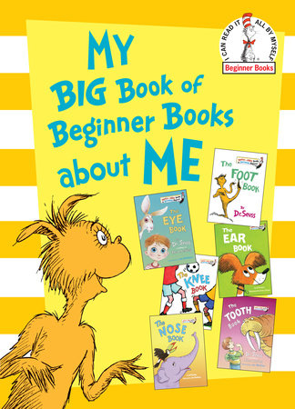 My Big Book of Beginner Books About Me by