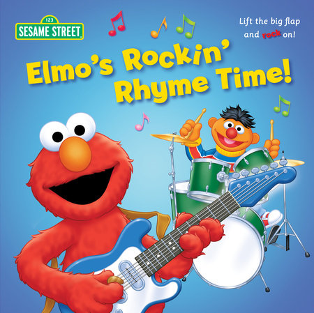 Elmo's Rockin' Rhyme Time! (Sesame Street) by