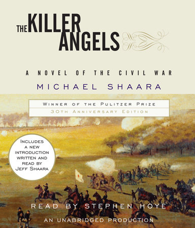 literary analysis of the fictional novel the killer angels by michael shaara The killer angels summary & study and a free quiz on the killer angels by michael shaara a fictional account, the novel follows the movements of.