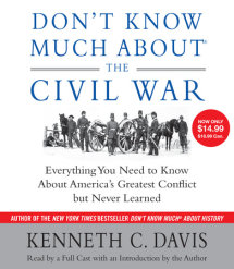 Don't Know Much About the Civil War Cover