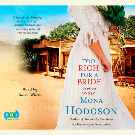 Too Rich for a Bride by Mona Hodgson