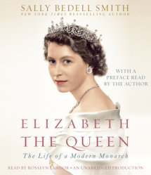 Elizabeth the Queen Cover