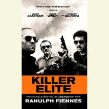 Killer Elite (previously published as The Feather Men) Cover
