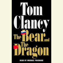 The Bear and the Dragon Cover