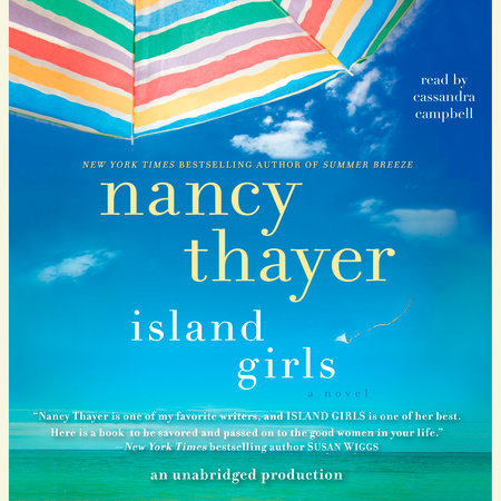 Island Girls by Nancy Thayer