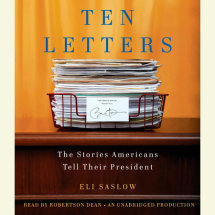 Ten Letters Cover