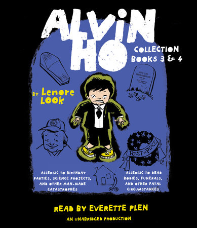 Alvin Ho Collection: Books 3 and 4 by Lenore Look
