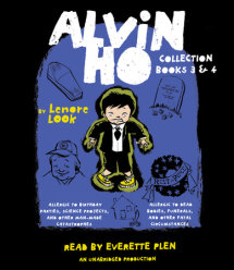 Alvin Ho Collection: Books 3 and 4 Cover