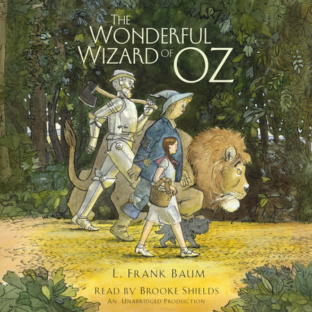 The Wonderful Wizard of Oz by