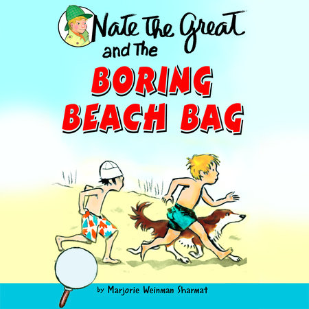 Nate the Great and the Boring Beach Bag by