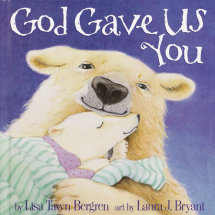 God Gave Us You Cover