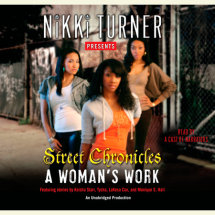 A Woman's Work: Street Chronicles Cover