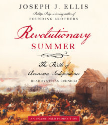 Revolutionary Summer Cover
