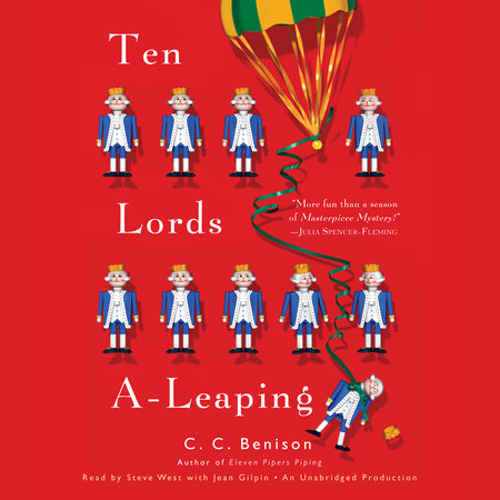 Ten Lords A-Leaping by