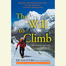 The Will to Climb Cover