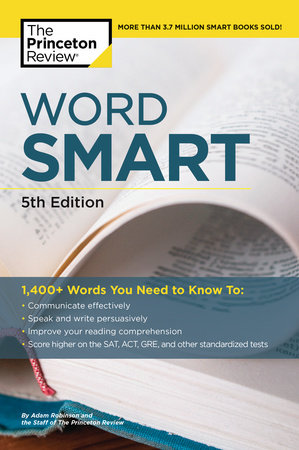Word Smart, 5th Edition by